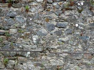 Les rampes de fer, seuls vestiges du foirail d'antan.