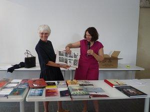 Un choix d'ouvrages présenté par Muriel Couderc et Frédérique Vanjak à déguster sans tarder.