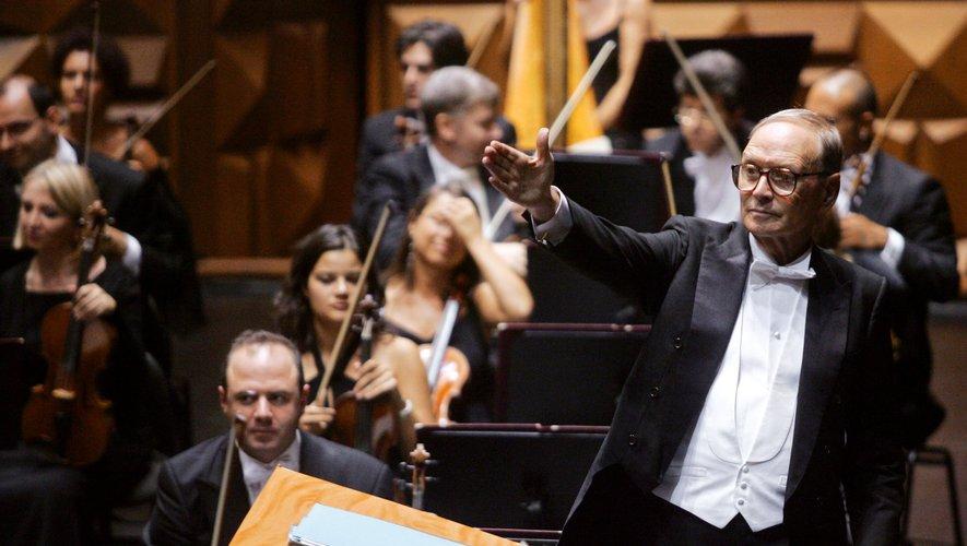 Ennio Morricone est le compositeur de plusieurs films de Sergio Leone
