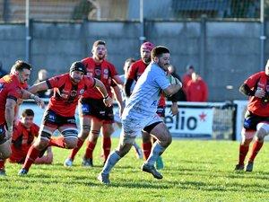 Thibault Noël (ex Decazeville) s'est engagé avec Rodez rugby.