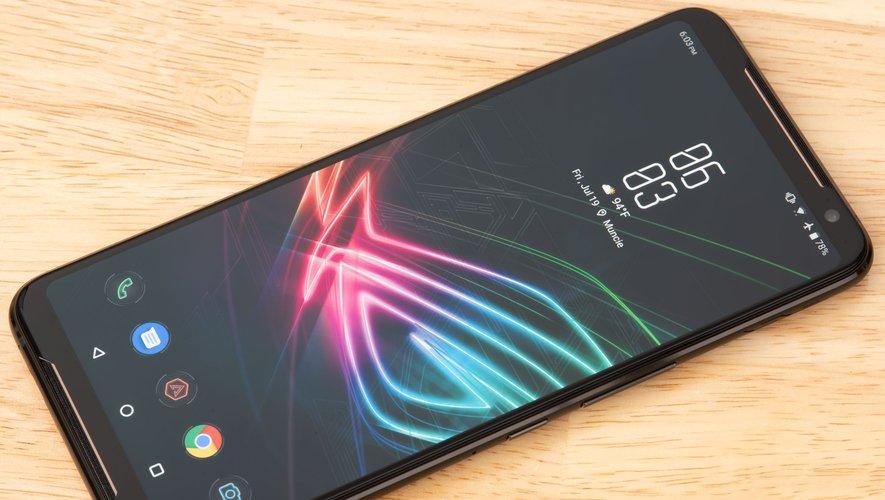 ASUS présentera bientôt son nouveau combiné ROG Phone.