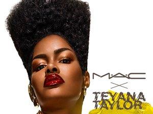 M.A.C Cosmetics présente une ligne de maquillage avec l'artiste Teyana Taylor.