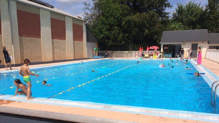 Ouverture de la piscine marmotte