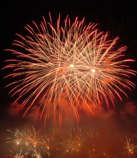 Il n'y aura pas de feu d'artifice sur le Piton cette année.