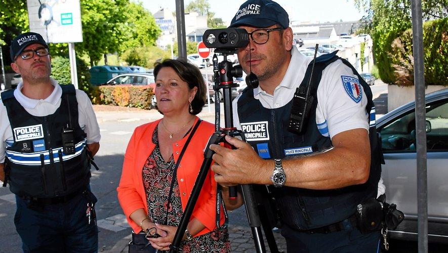 La police municipale est aussi habilitée à verbaliser.