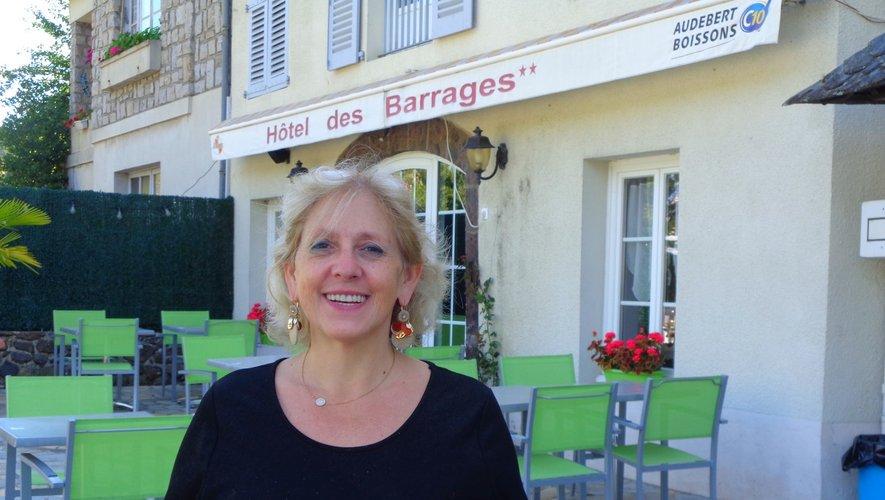 Linette, la 5e génération à la tête de l'auberge des Barrages.