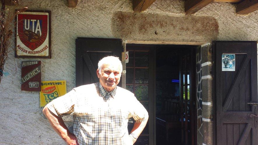 Jean Rochet, au pied du... rocher depuis 1974.