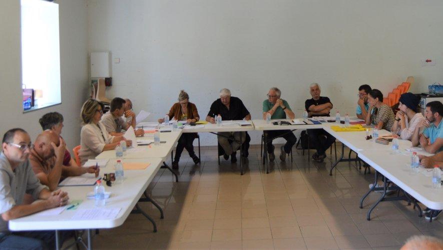 Une séance publique pour débuter la  nouvelle mandature
