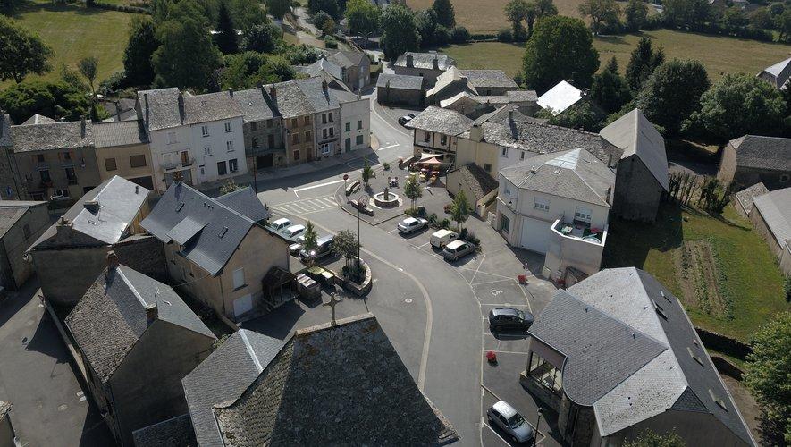 Le cœur du village a subi dernièrement des travaux de réfection.