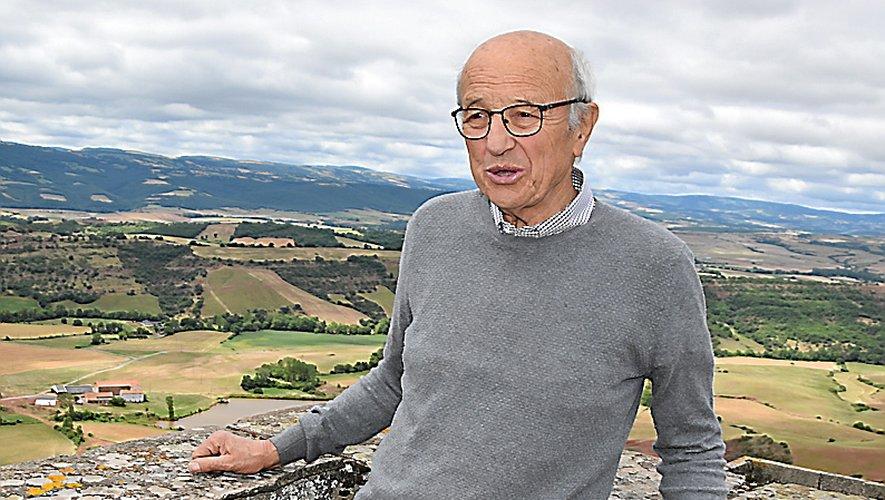 Michel Simonin est tombé amoureux du château en 1965.