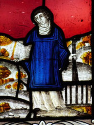 Conférence autour des vitraux  (XVe XVe siècles) de la région avec Françoise Gatouillat vendredi 24 juillet.