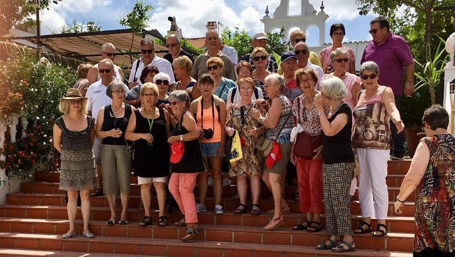 Les Decazevillois avaient déjà fait un beau voyage en Espagne en 2018.