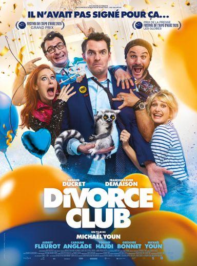 """Plus de 44.000 personnes ont été voir """"Divorce Club"""" de Michaël Youn le jour de sa sortie."""