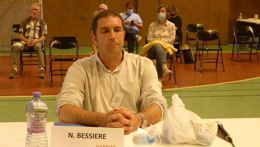Le maire de Gabriac est le nouveau président de Comtal Lot et Truyère.