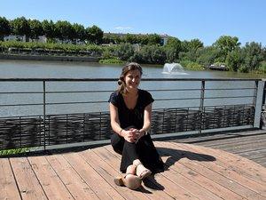 Originaire de Pont-de-Salars, Delphine Mégret va ouvrir la 43e édition du Festival de Sylvanès, dimanche 26 juillet, à 17 heures.