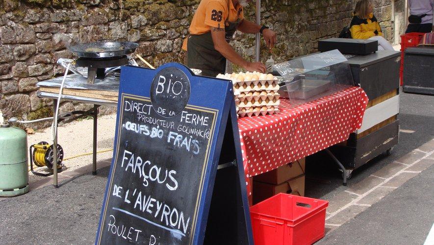 Beau succès des farçous de l'Aveyron.
