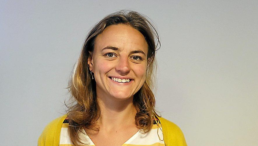 Marie Gangneux est coprésidente d'Alterna'Bio, mais aussi investie dans la cause des Faucheurs volontaires.