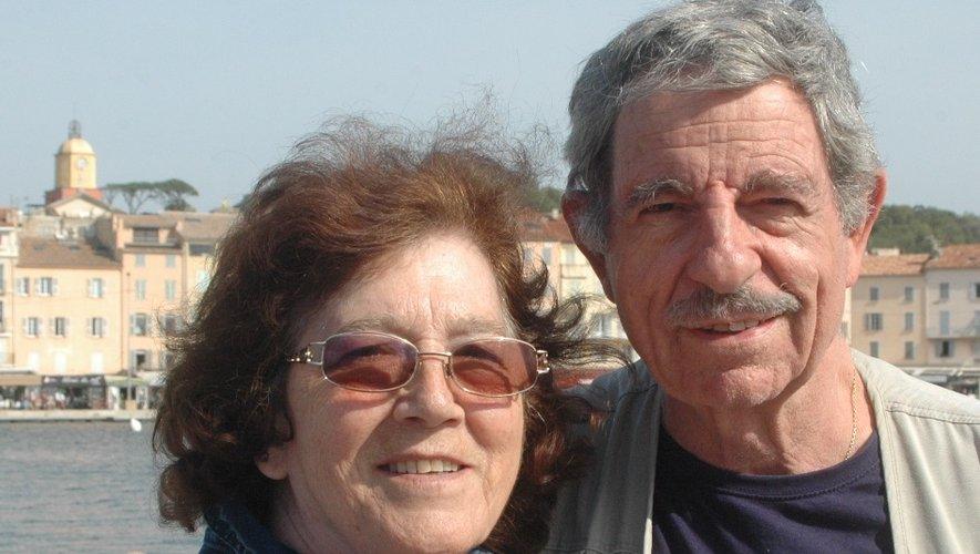 Reine et Yves Carcenac.