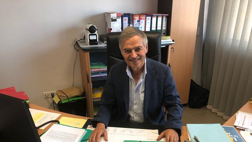 Michel Causse a été officiellement installé le 10 juillet.