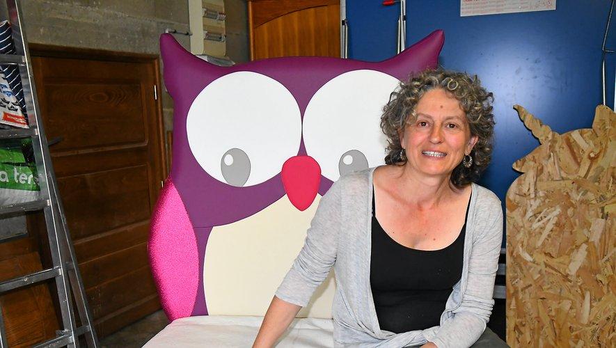 Isabelle Grès fabrique des rêves plein la tête pour les enfants