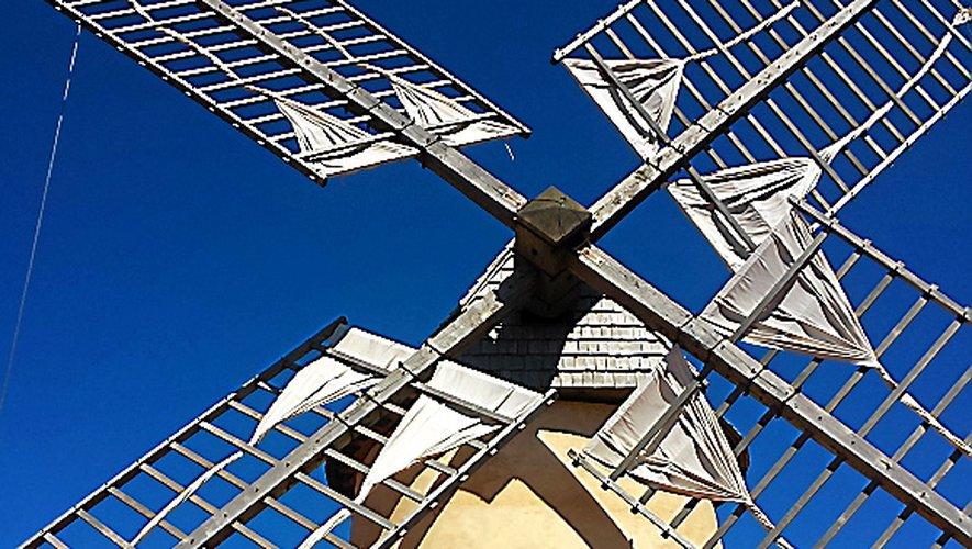 Un parfum de Don Quichotte à La Couvertoirade.