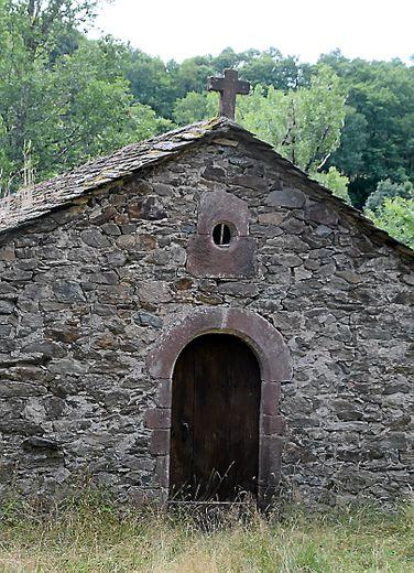 La chapelle Saint-Ferréol.