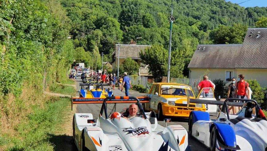 Sport : la 32e édition de la course de côte automobile s'est déroulée en toute sécurité