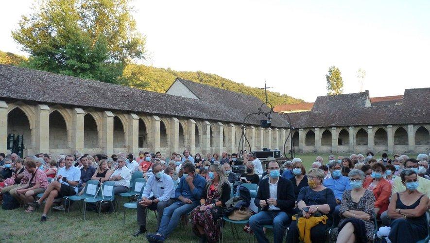Le premier concert de ces Nuitsmusicales, dimanche en pleinairà la Chartreuse avait été un véritable succès.