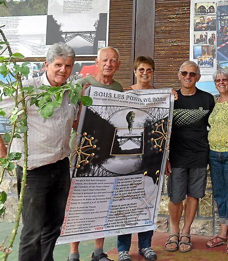 Une expositionsur Paul Bodinà Tauriac-de-Naucelle est visible jusqu'au 20  septembre.