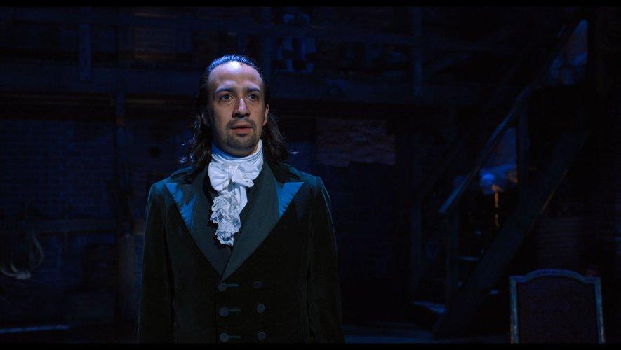 """La comédie musicale """"Hamilton"""" est disponible sur la plateforme Disney+."""