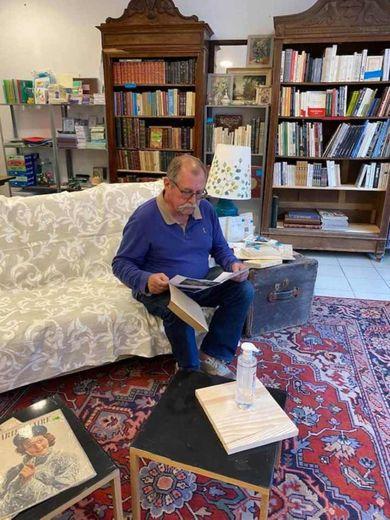 Ma librairie insolite, un lieu à découvrir rue de Riols.