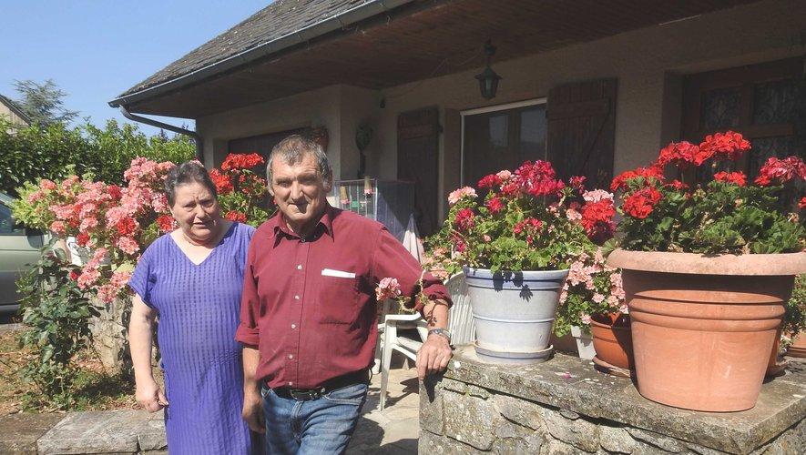Avec leurs mains vertes les époux Guttierez ont superbement décoré leur maison.