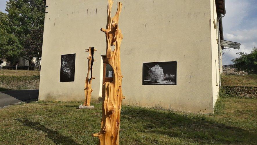Sculptures, peintures, gravures, lithographies et photographies au programme d'une expo de qualité.