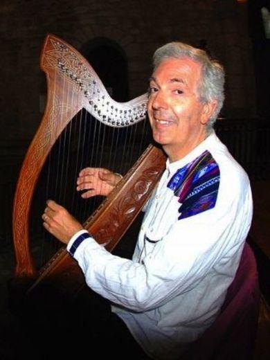 Dominique Metzlé à la Harpe.
