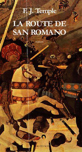 """""""La Route de San Romano"""" est une des oeuvres phares de Frédéric Jacques Temple"""