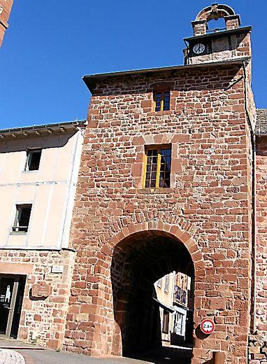 Villecomtal fut la « Rome » rouergate de la Petite Église née en 1801.