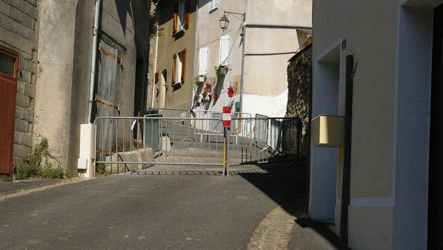 La rue Brassat devrait perdre avant la fin de l'année ses barrières…
