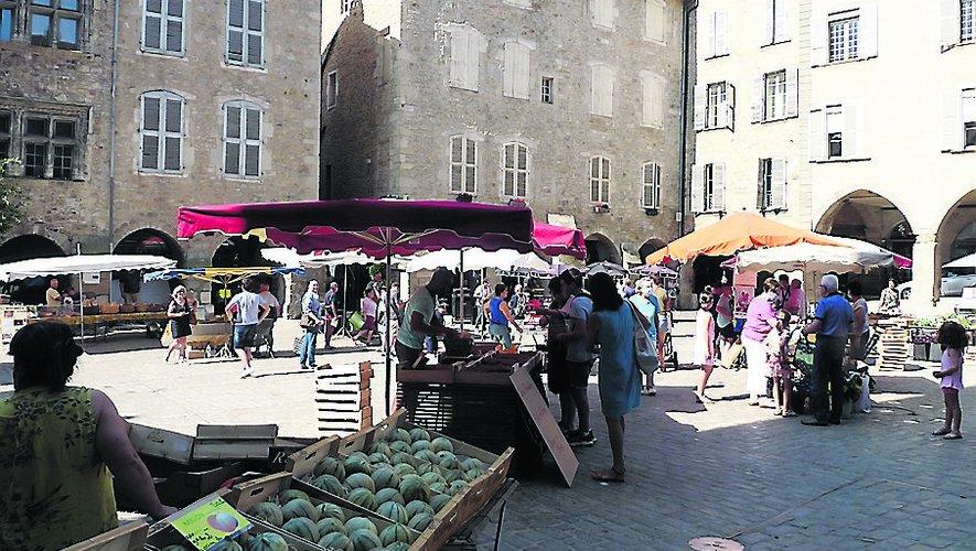 L'édition du samedi redynamisée place Notre-Dame