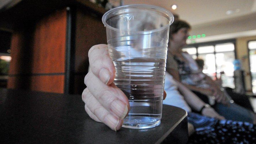 En ces temps de canicule, il est nécessaire de boire régulièrement et de se tenir au frais.