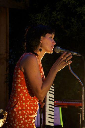 Lina Modika enchantera l'unique soirée-concert des Fontaines cet été