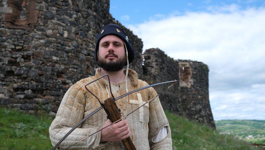 Visite théâtralisée au château de Calmont