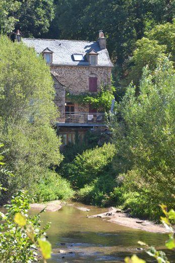 Moulin de Bénéchou.