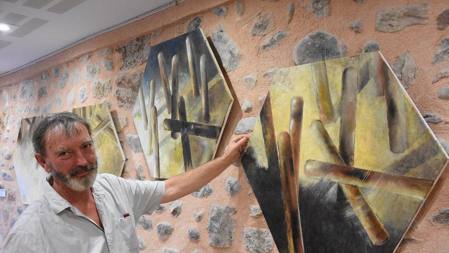Jean-Luc Fau est un jouer de quille passionné.