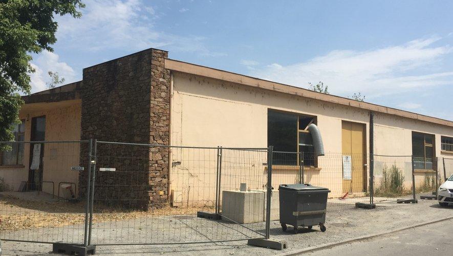 Les travaux de déconstruction ont démarré au bâtiment qui abritait le musée Pierre-Vetter.