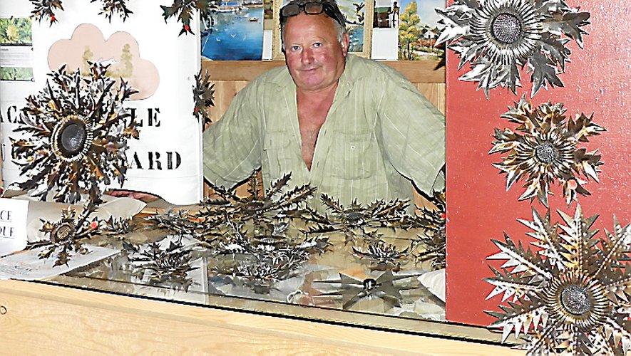 Jean-Claude et ses cardabelles.