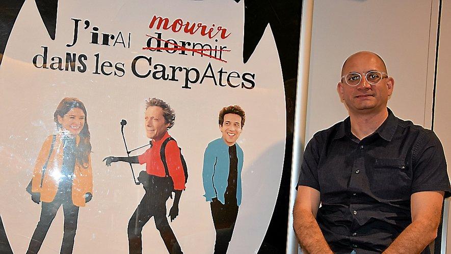Yann Marie attend Antoine de Maximy vendredi et espère un public nombreux !
