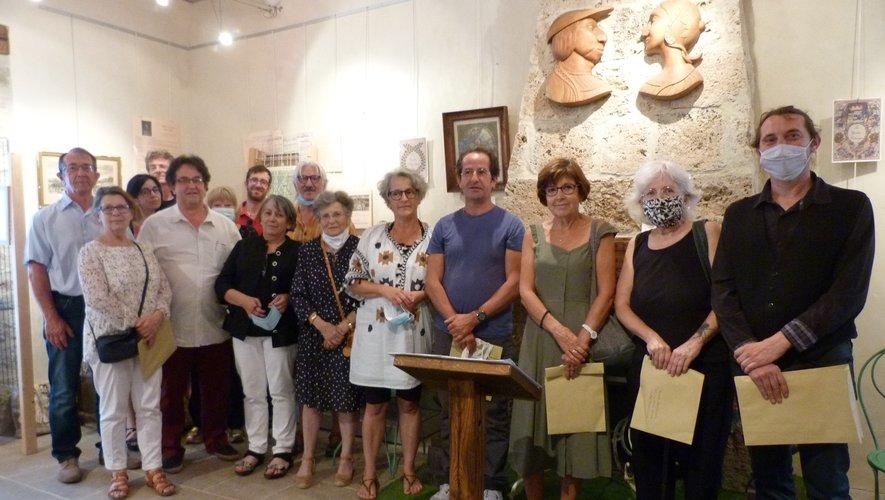 Vingt-deux auteurs ont participé à ce concours annuel, qui s'est déroulé à la maison des Consuls, au cœur de la cité médiévale.