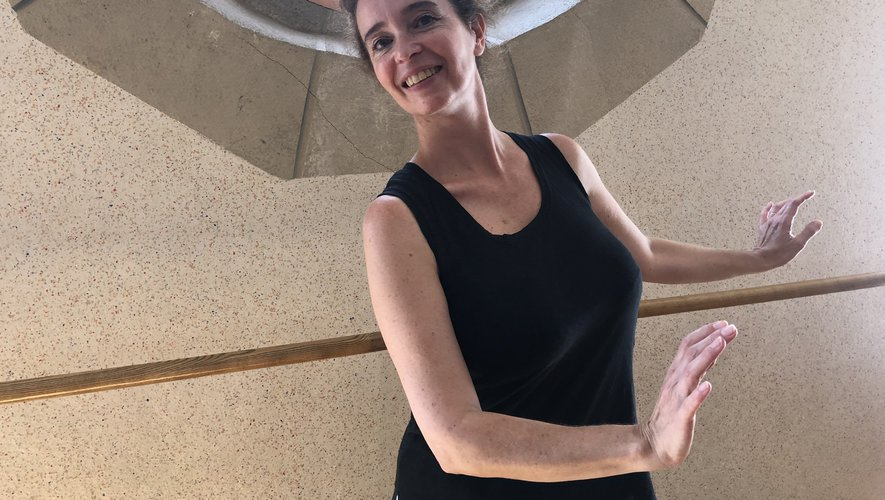 Chrystelle Arcelin dirige la compagnie des Fêtes baroques.