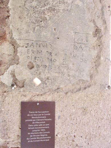 L'histoire inscrite dans les murs