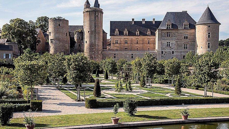 Bournazel, c'est bien sûr le château, mais pas que.